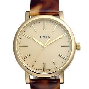Timex Women's Tortoise Watch